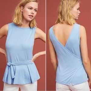Ett:Twa For ANTHROPOLOGIE Norwich Tank Top